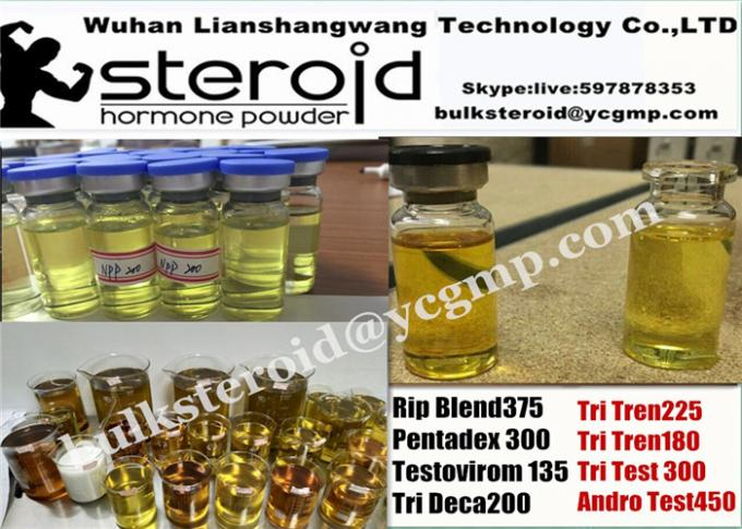 Steroid Boldenone suntik Undecylenate 300mg / ml Equipoise EQ