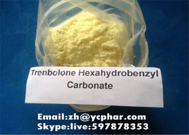 Cina Bulking Cycle Steroid Trenbolone Hexahydrobenzyl Carbonate (Parabolan) Powder Distributor