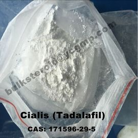 Cina Safety Effective Male Enhancement Drugs White Powder Tadalafil  Cialis 171596-29-5 Distributor