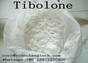 Cina High Purity Synthetic Steroid Hormone Livial Raw Powder / Tibolone CAS 5630-53-5 pabrik