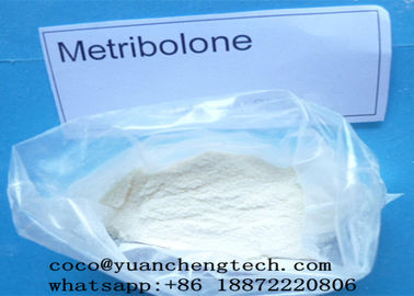 Cina Methyltrienolone / Metribolone Trenbolone Acetate Steroid Hormone Powder Untuk Fat Loss pabrik